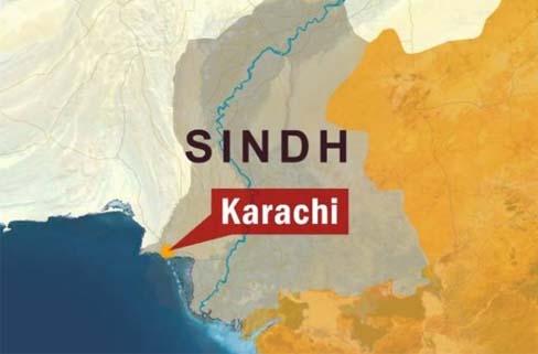 Karachi'Blast
