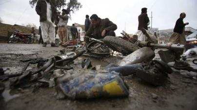 Five injured in Chaman blast