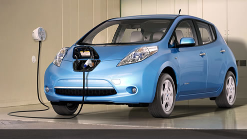 Electric Car Pictures