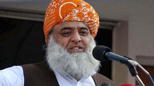 Fazl Demands fresh Polls for Sindh Assembly