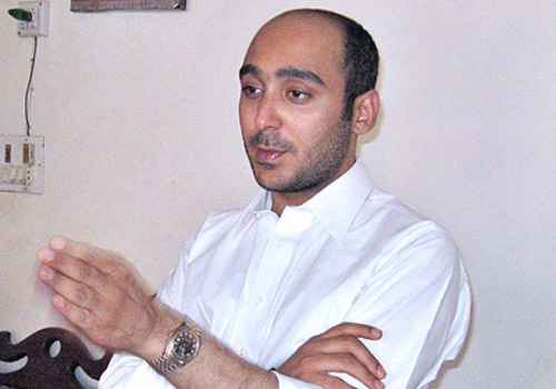 Ali Haider Gilani Handed Over To Pakistan Officials In Kabul