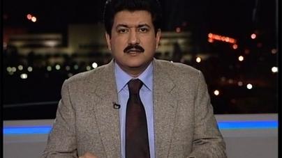Geo News anchor Hamid Mir survives assassination attempt