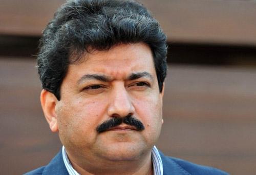 Hamid Mir images