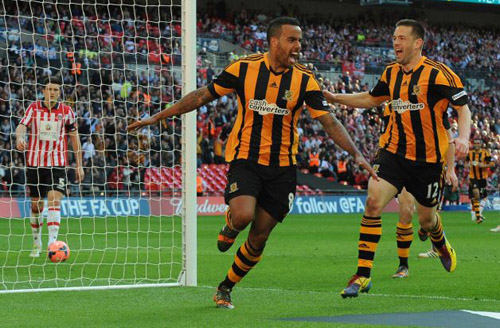 Hull reaches 1st FA Cup Final in 110-year History