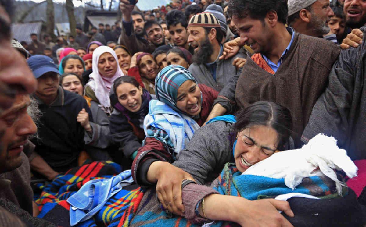 Kashmir gun