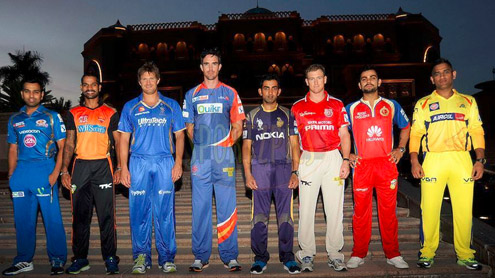IPL 2014 Declared Open with a glittering Ceremony