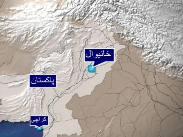 Road accident Kills four near Khanewal