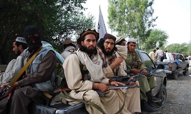 Khyber Agency Tarik-e-tailban
