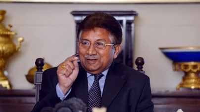 Govt rejects Musharraf's petition to strike name off ECL