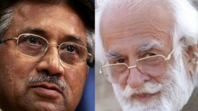 Bugti Case: Musharraf Summoned on April 21