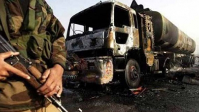 Two Injured in Attack on Nato Supply Convoy in Khyber