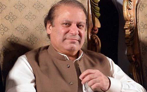 PM Nawaz Sharif leaves for UK