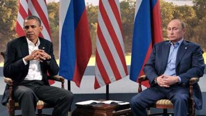 Obama urges Putin to rein in Ukraine insurgents