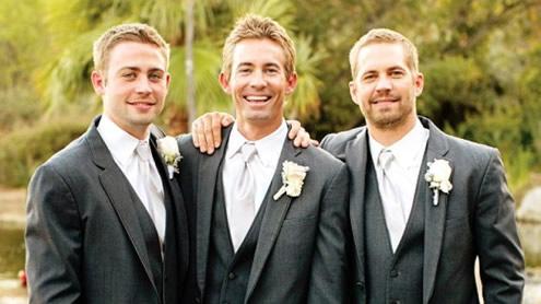 Caleb, Cody and paul walker
