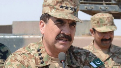 Army Chief hails ISI's Sacrifices for Country