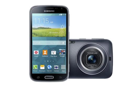 Samsung Galaxy K Zoom Pics