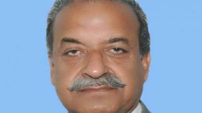 Sardar Mehtab Abbasi Becomes New KPK Governor