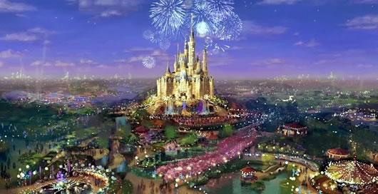 Shanghai Disney Pics