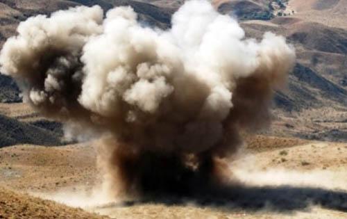 Blast South Waziristan