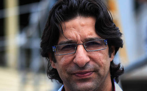 Wasim Akram Father dies in Lahore