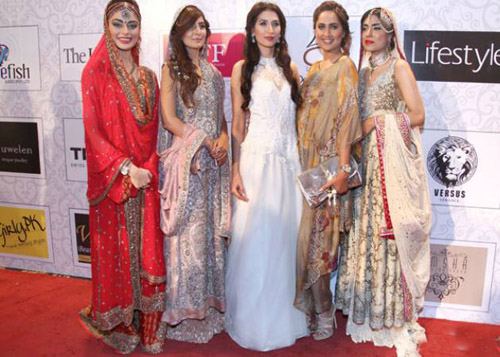 The Wedding Affair Pakistan 2014 held in Karachi