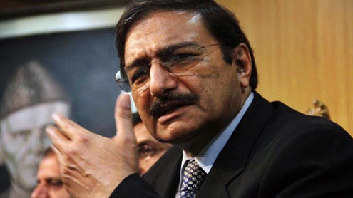 Zaka Ashraf Confirms 'Big Four' Offer