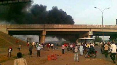 Bus Station Blast Near Nigerian Capital