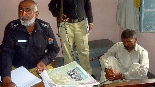 Second Bhakkar Cannibal arrested