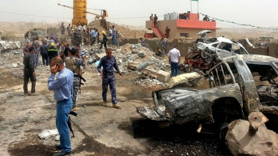 Iraq attacks kill 19 as Soldiers Ambush Militants