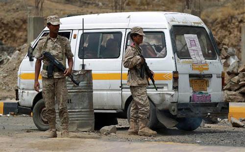 killed in Yemen