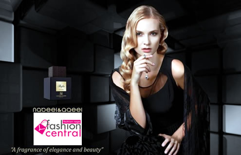 Fashion Central Online Store Launches Fragrances by Nabeel & Aqeel