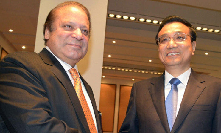 PM reviews Progress on Pak-China Economic Corridor