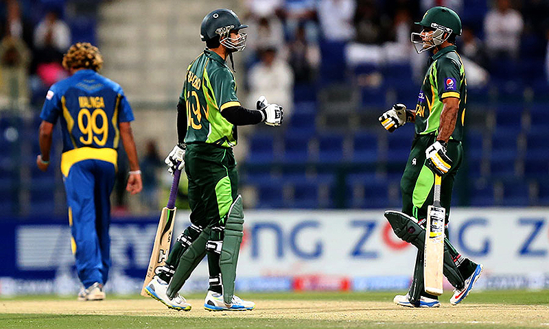 pakistan vs sir lanka