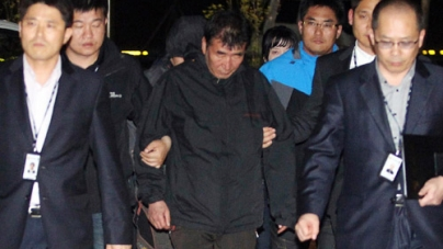 South Korea Charges 4 Ferry Crew Members with Manslaughter
