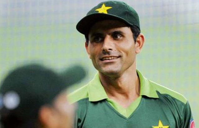Five Pakistani cricketers