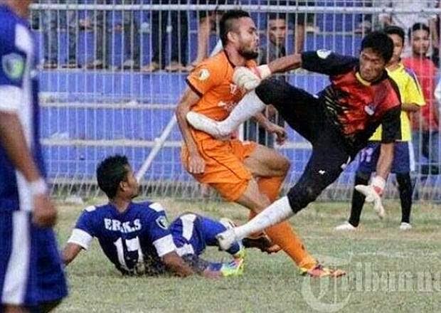 Indonesian Footballer