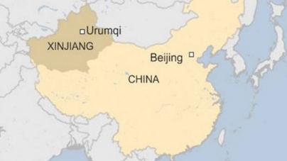 Blast in Capital of China's restive Xinjiang