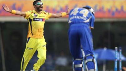 Chennai Super Kings beat Rajasthan Royals