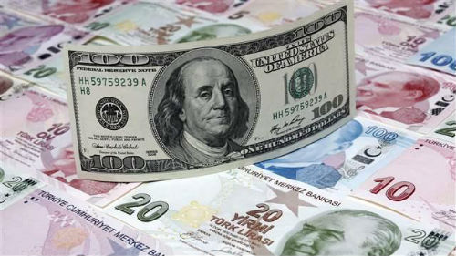Dollar Firms in Asia, Turkish lira edges Up