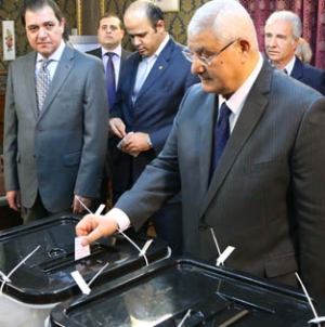 Egyptians Vote for President after Years of Turmoil