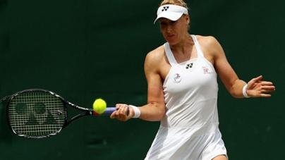 Former British tennis Star Elena Baltacha dies aged 30