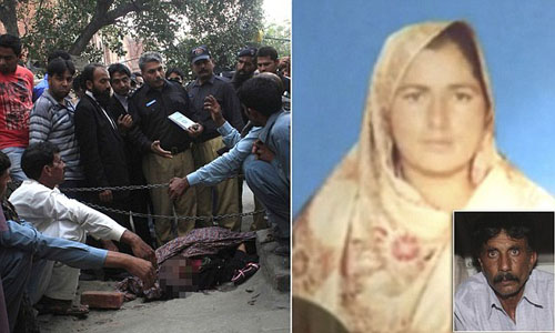 Ferzana Iqbal Death