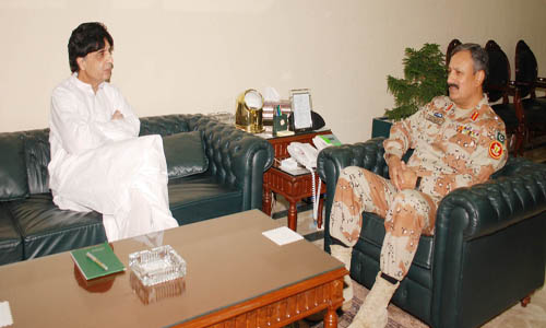 Nisar Ali Khan and Rizwan Akhtar