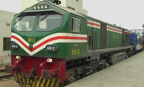 Karakoram Express injured