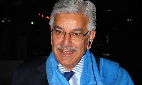 Govt one of the biggest Electricity defaulters, says Khawaja Asif