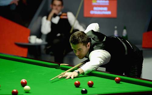 Mark Selby images