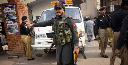 Mohmand Agency Blast Kills Four Security Officials, Injures 2