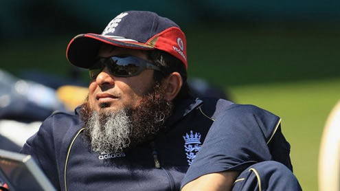 Mushtaq Ahmed Appointed Spin Bowling Consultant