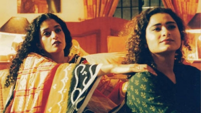 Nadia Jamil and Sania Saeed team Up after 15 Years