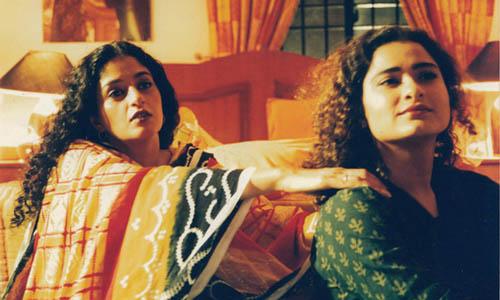 Nadia Jamil and Sania Saeed images
